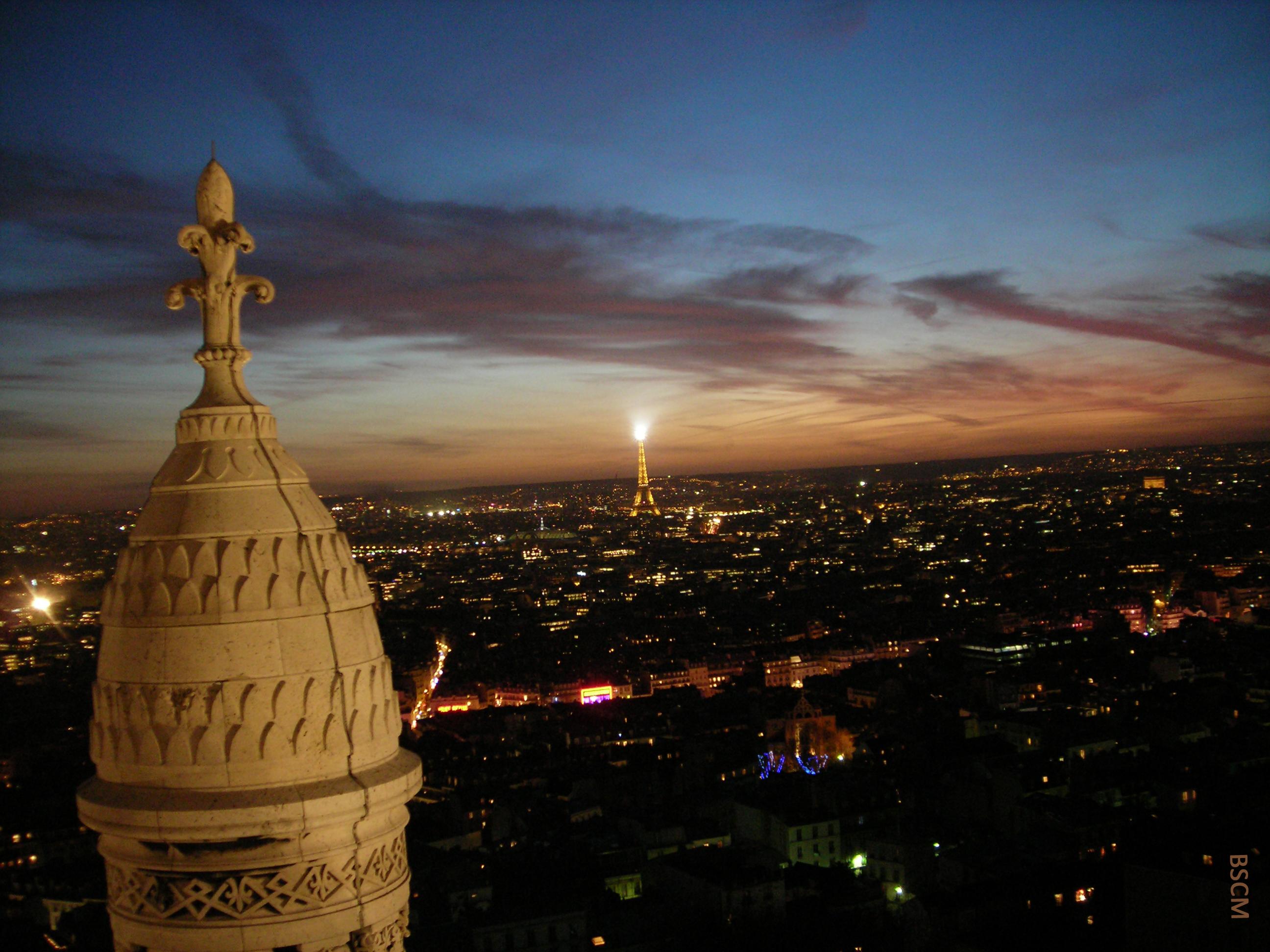 Carême 2017 - Retraite sur Montmartre